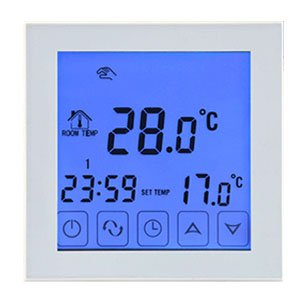 HF3 Touchscreen thermostat controller