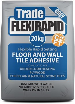 Trade Flex - Flexible Tile Adhesive